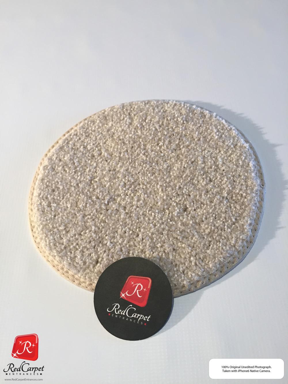 Cream Event Rug