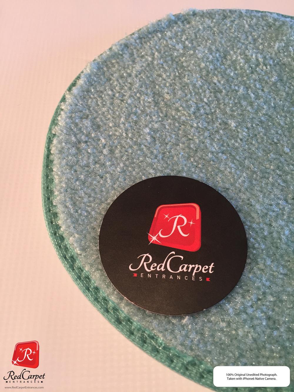 Event Carpet Turquoise