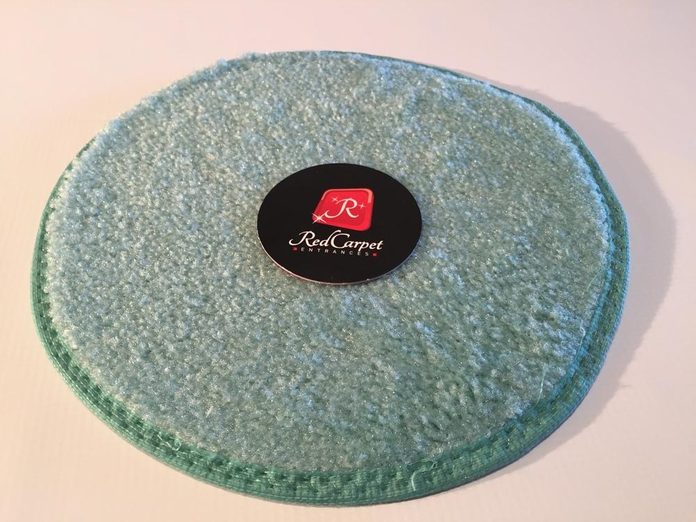 turquoise carpet runner