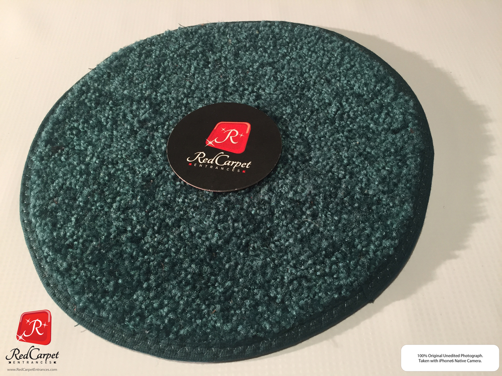 Teal Event Rugs