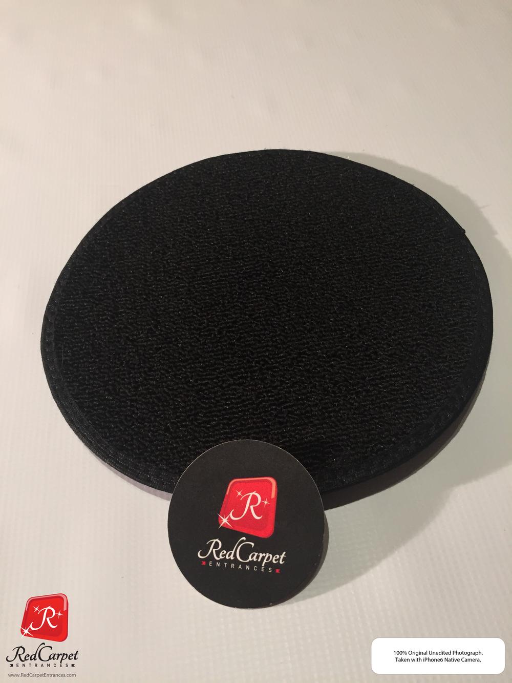 Black Tradeshow Carpet