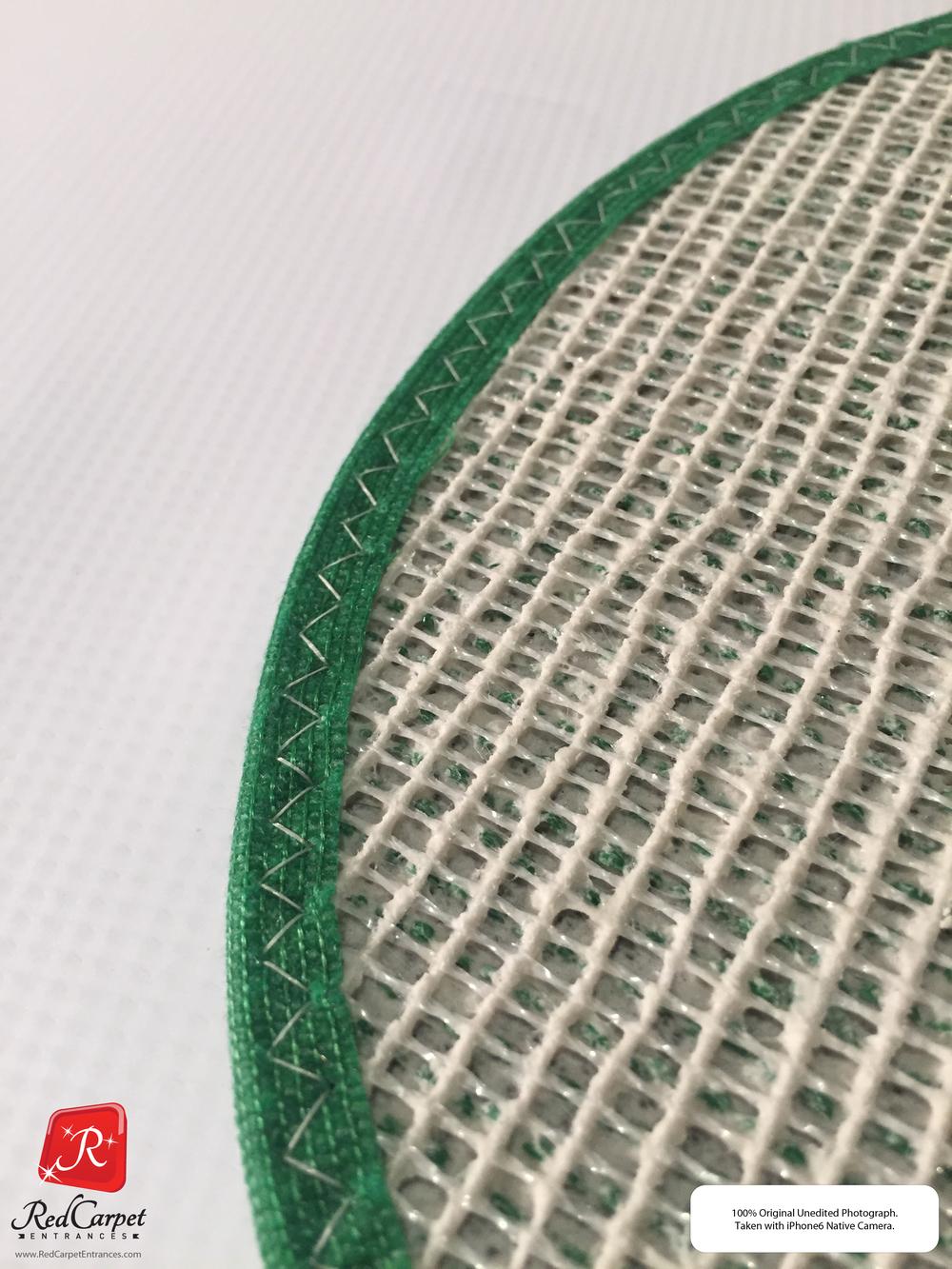 Green Grass Rug