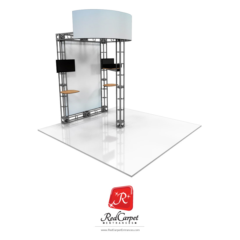 Trade Show Truss Booth 10x10
