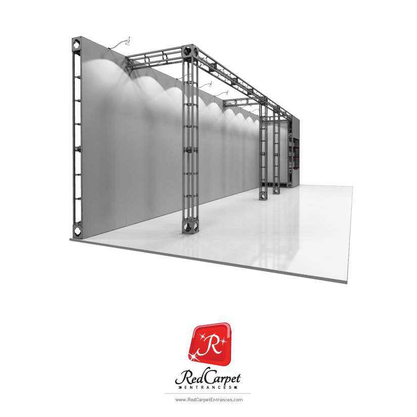 Trade Show Truss Backdrop