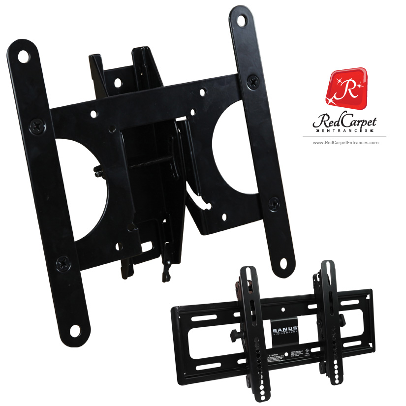 Flat Screen Truss Mount