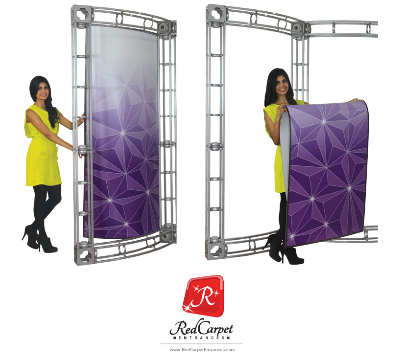 Trade Show Truss Graphics UV Panels