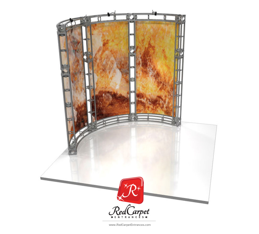 10x10 Trade Show Display