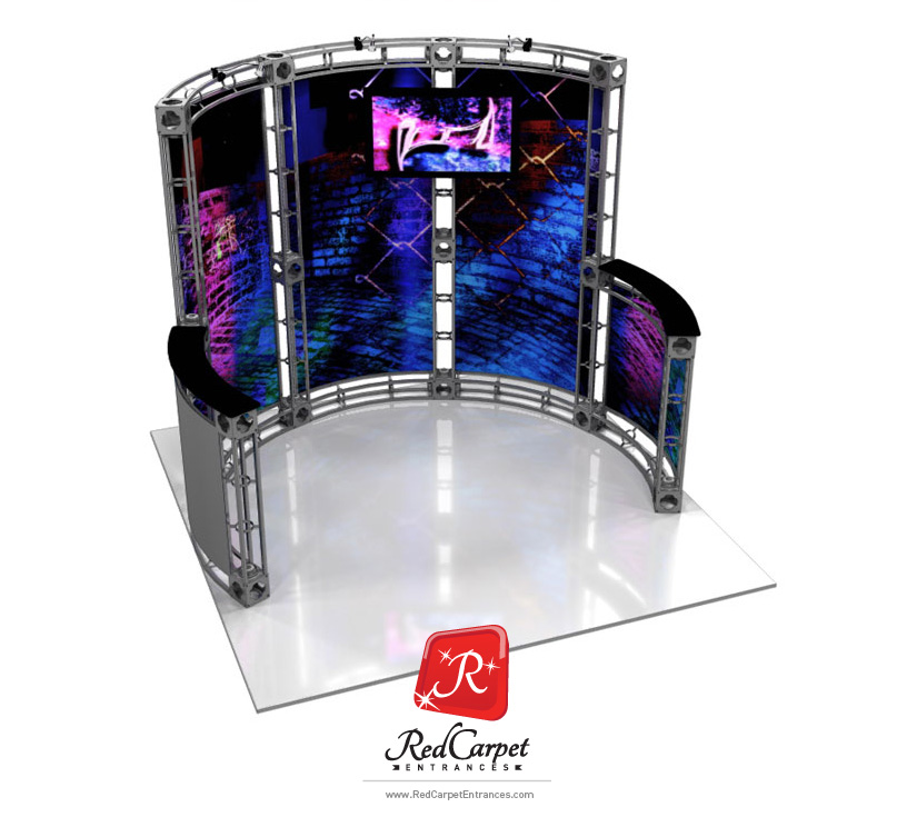 truss display 10x10