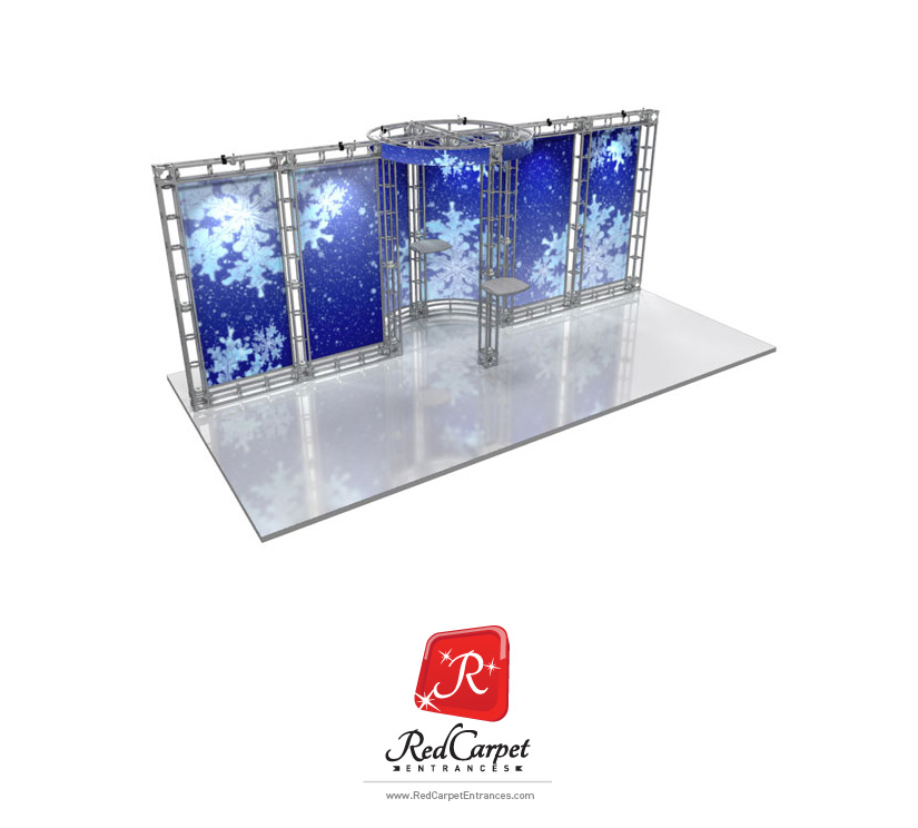 Truss Display 10x20