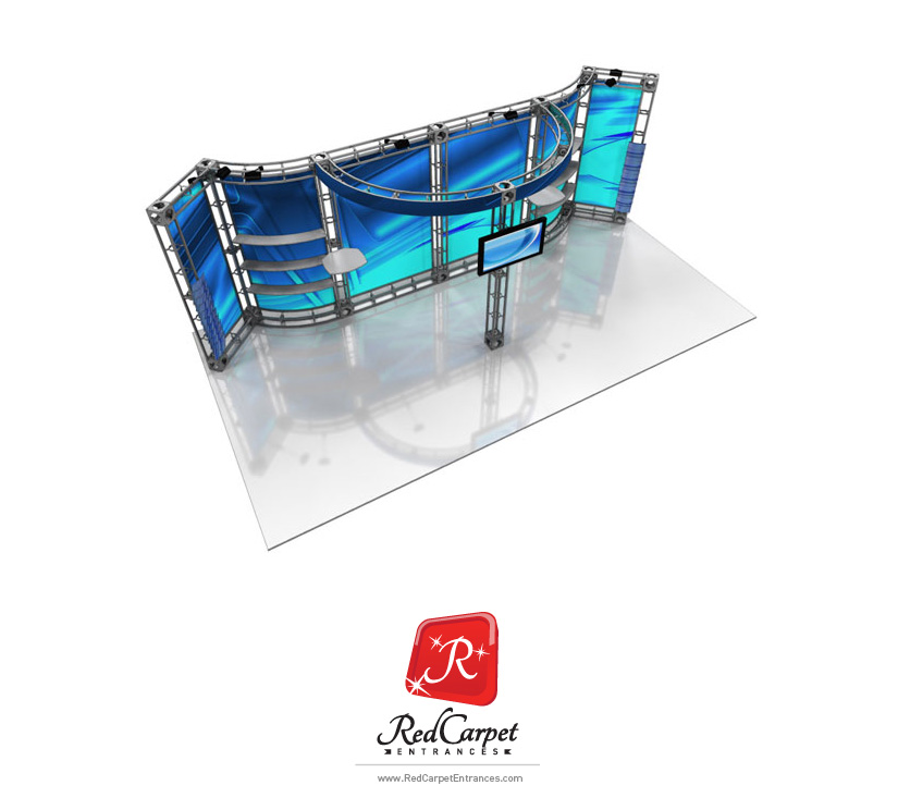 10x20 Truss Display Exhibit