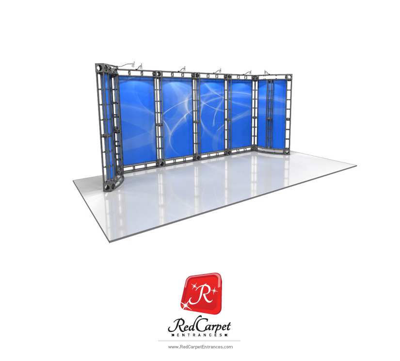 10x20 Truss Display Booth