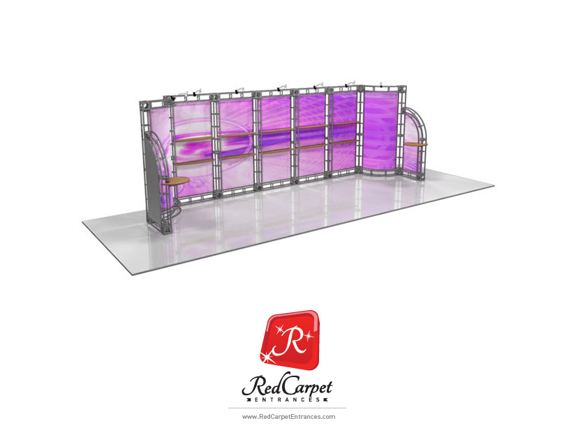 10x30 Truss Display