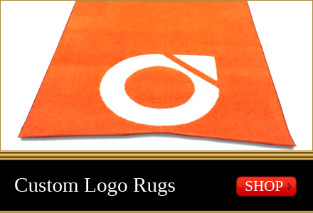 custom logo rugs