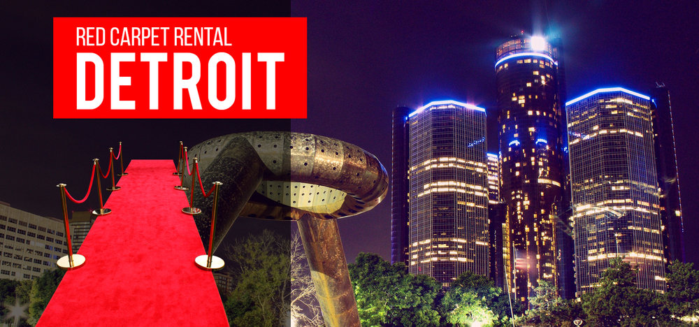 Red Carpet Rental Detroit