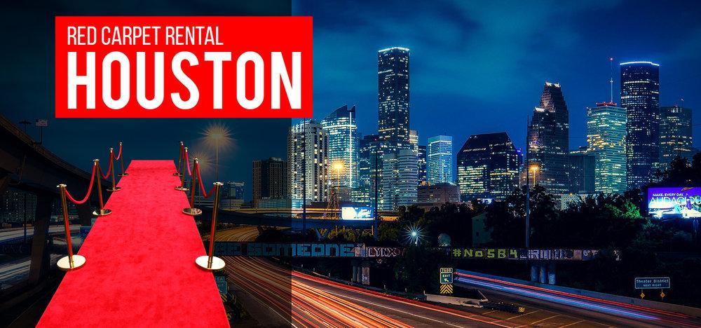 Red Carpet Rental Houston