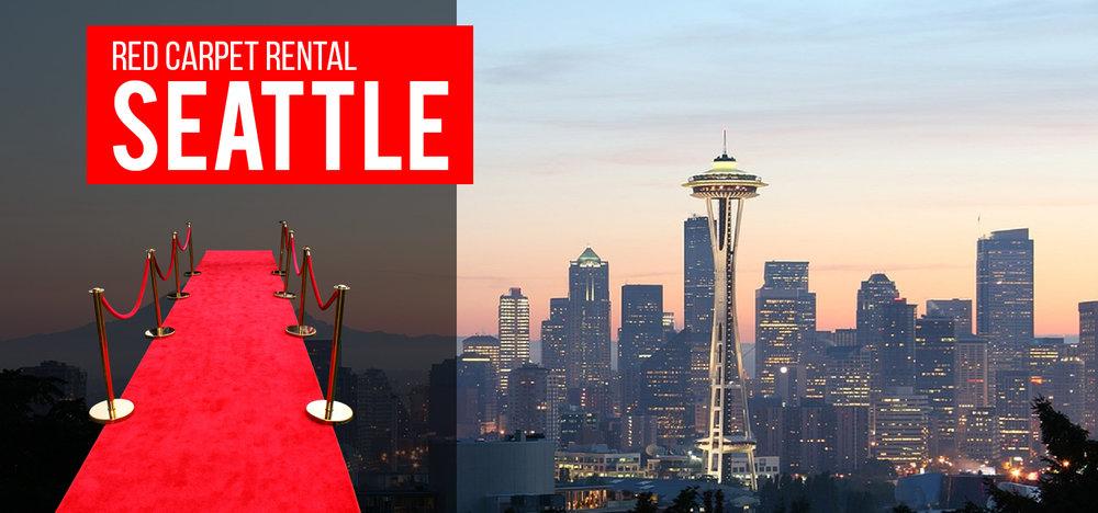 Red Carpet Rental Seattle