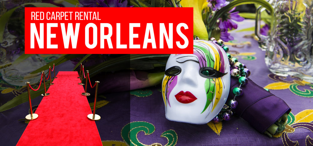 Red Carpet Rental New Orleans