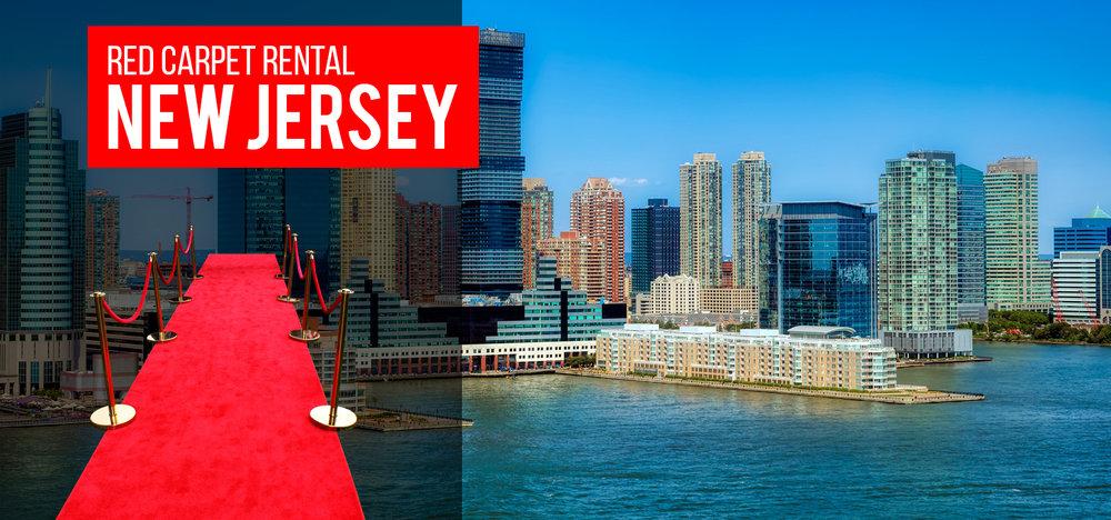 Red Carpet Rental New Jersey