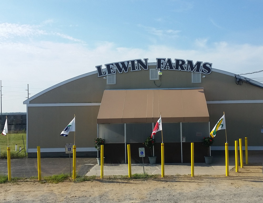 Lewin Farms Farm Stand