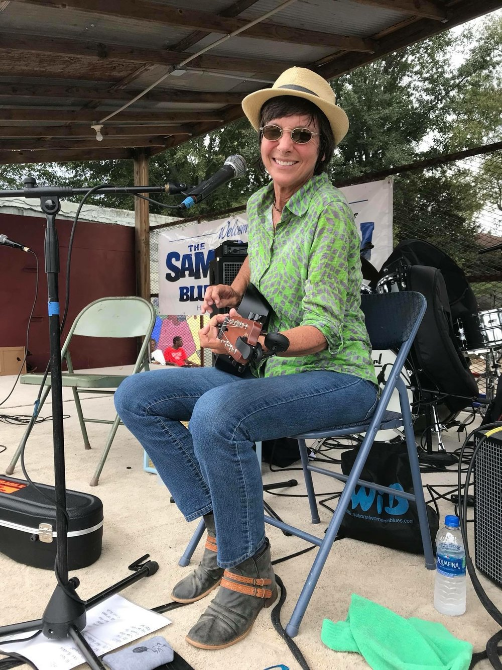 Sam Chatmon Blues Festival 2018 Hollandale, MS photo by Euphus Ruth
