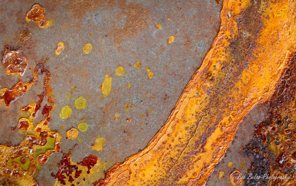 Rust Opus #5