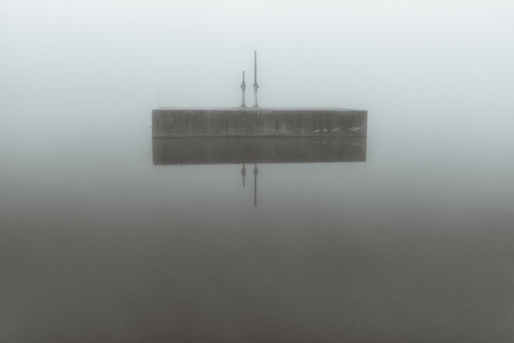 Foggy Reflections #1