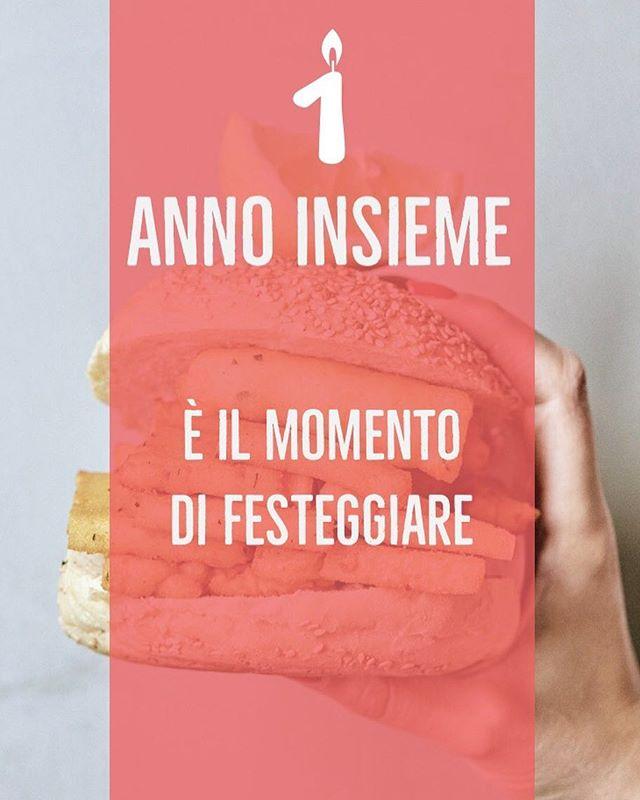 Buon Compleanno a noi!!!! 🎂 Per festeggiare insieme, stasera e domani sera TUTTO IL MENÙ AL 50%  per i membri registrati nella nostra community!! Quale migliore occasione per rincontrarci o per registrarsi 😍#birthday #anniversario #mysicilyfastgourmet #mysicily #sicily #sicilianfood #streetfood #granisiciliani #hamburger #sandwiches #catania #igerscatania #cataniagram #sicilia  #igerssicilia #igersitalia #photooftheday #foodlove #foodgasm