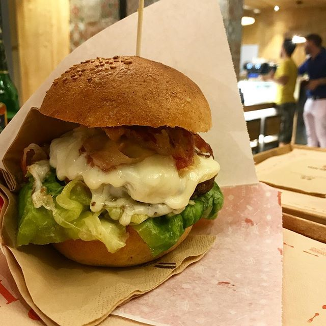 Don Bio Cheese😋🍔 #mysicilyfastgourmet #mysicily #hamburger #sicilianfood