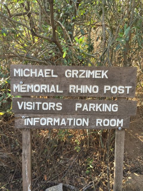 We visited this Rhino Project in Serengeti National Park, which is attempting to restore a sustained black rhino population in the area.