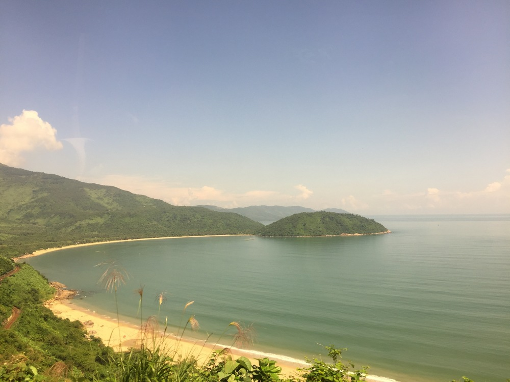 China Beach at Da Nang.