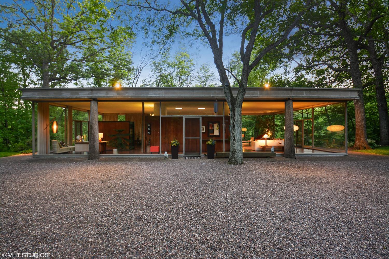 mid-century modern real estate — jetsetmodern