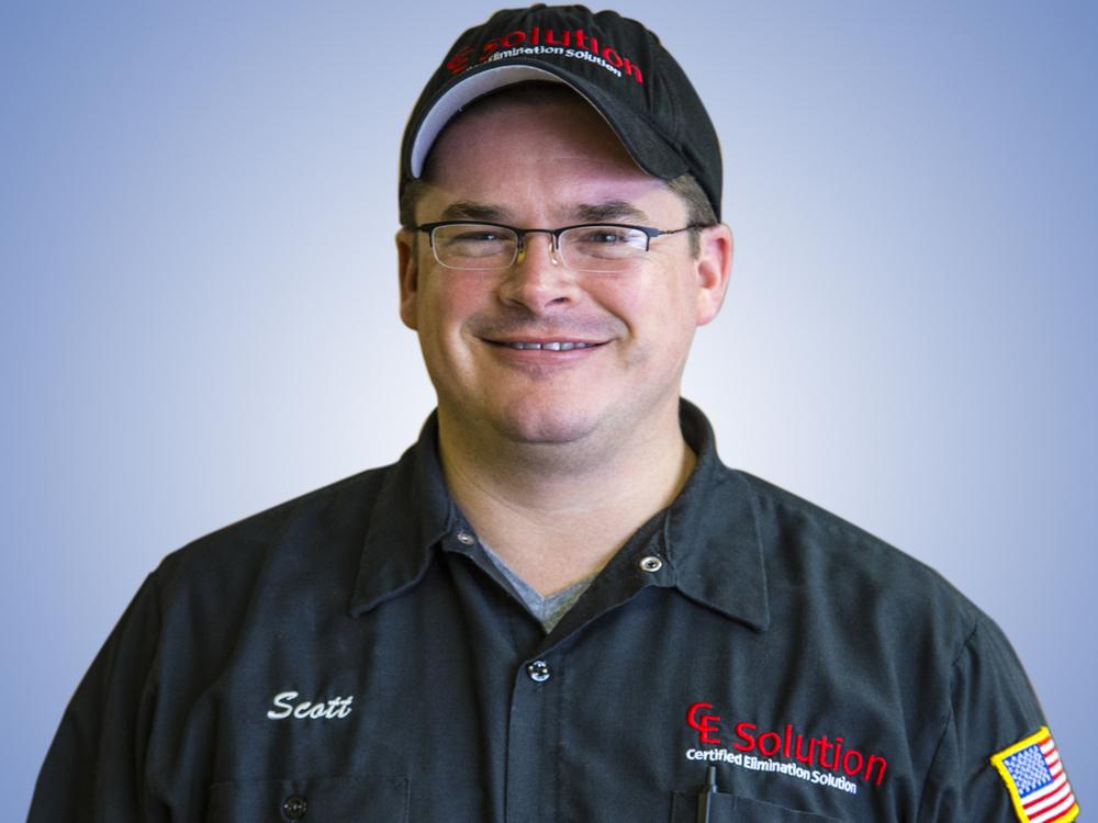 Scott - Service Specialist