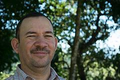 field staff Jacobo Suazo Ortega
