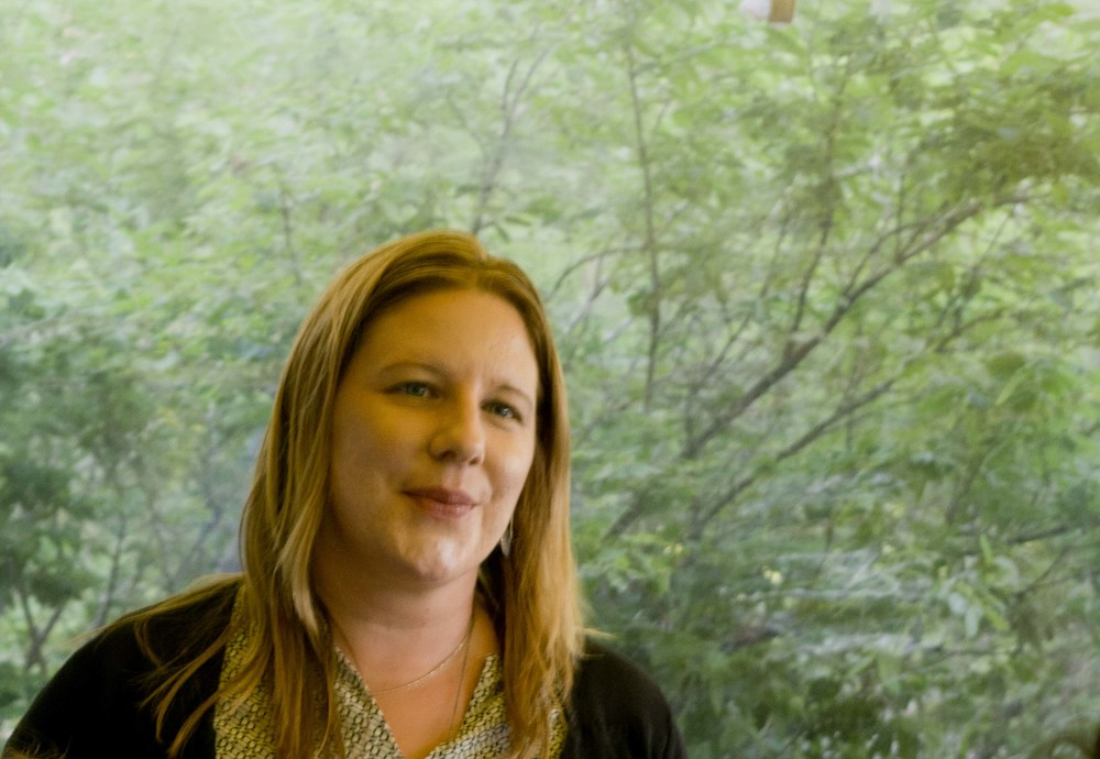 Renée Johnson (Executive Director), recent recipient of an Honorable Mention from InsideNGO's Emerging Leader Awards