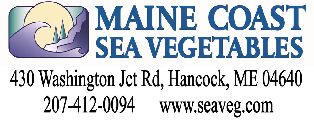 Maine Coast Sea Vegetables