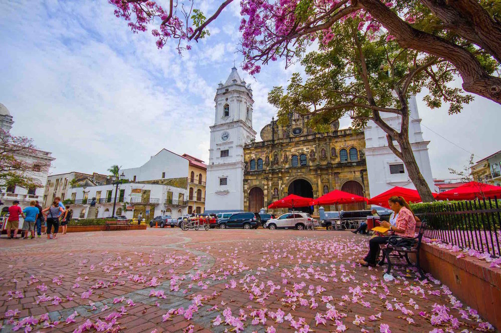 Also known as Casco Antiguo, Casco Viejo was settled in 1673 and was named a World Heritage Site in 1997.