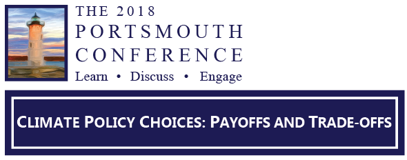 The Portsmouth Conference logo