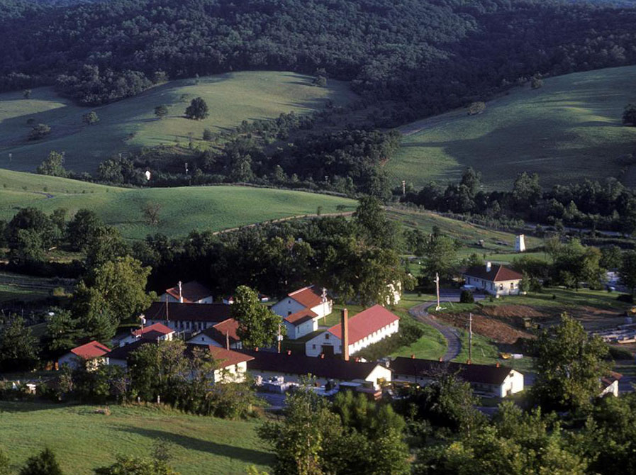 2.   Posey Creek, Front Royal, VA