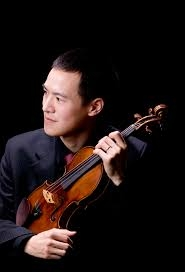 *Joseph Lin   Violin  Juilliard  Formerly first violin of the Juilliard Quartet