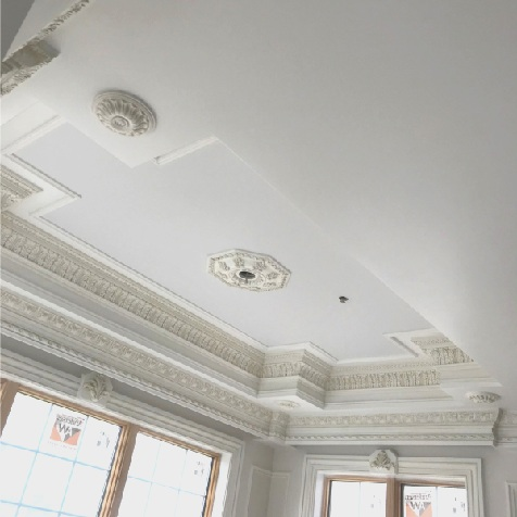 Interior Finish General Contracting Services in Staten Island and Central and Southern New Jersey