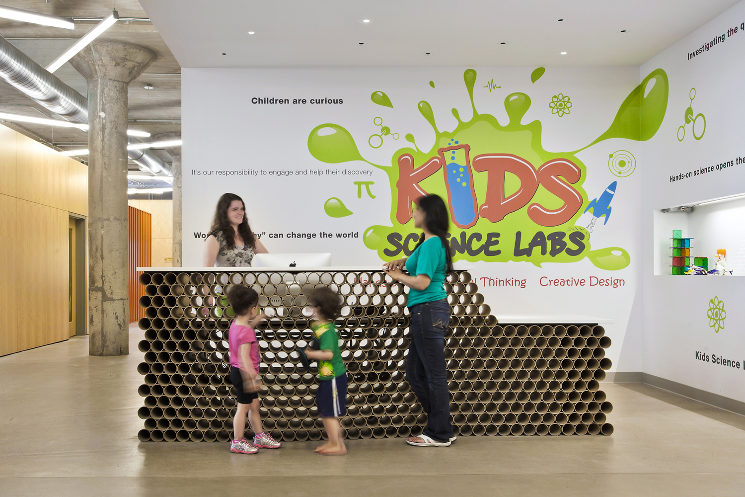 South Loop Kids Science Labs