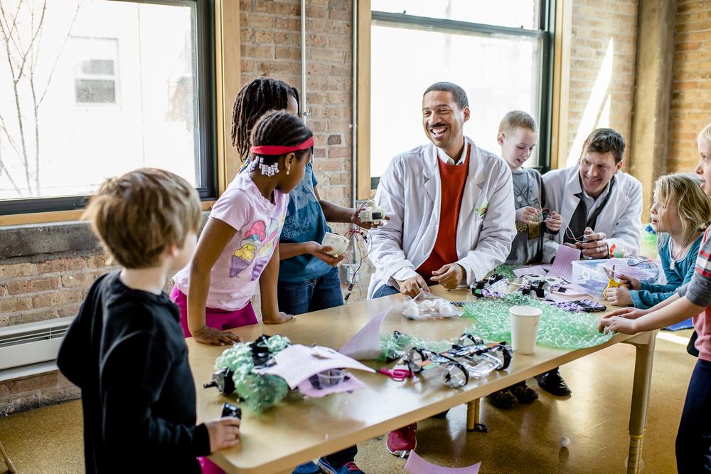 Northbrook Kids Science Labs