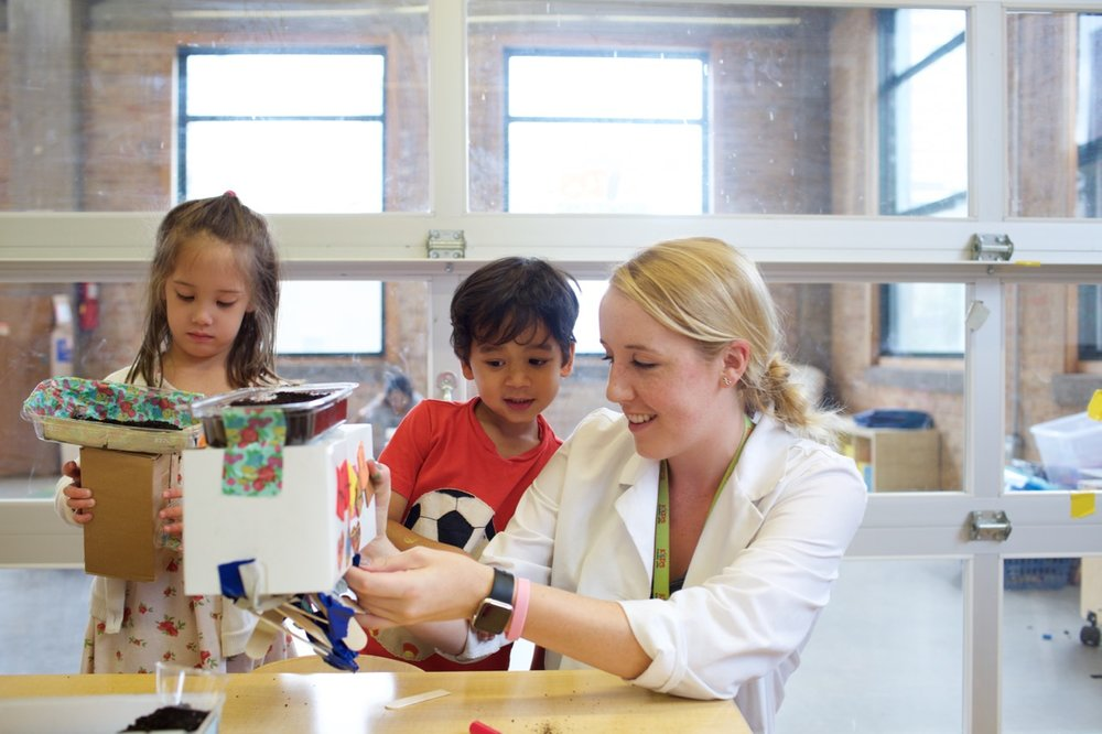 Spring Break Camps Seattle 2020.Day Camps Northbrook Kids Science Labs