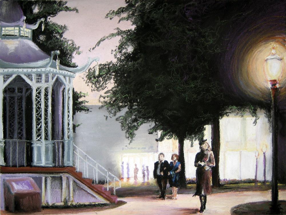 Washington Park Promenade, 2007