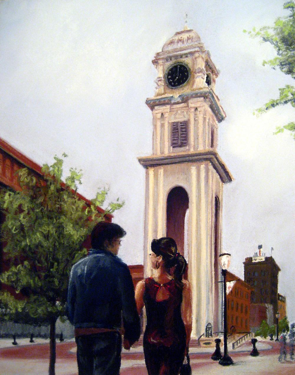 Town Clock Promenade, 2008