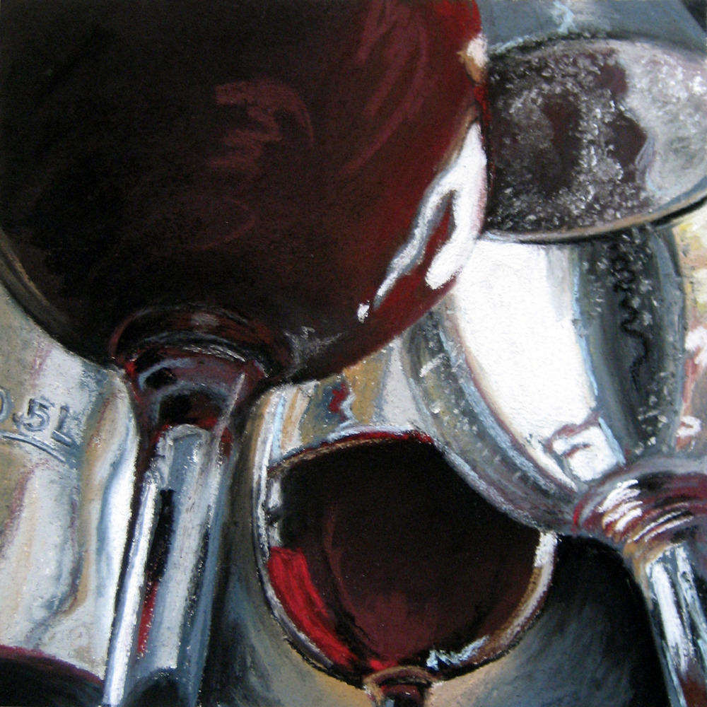 Sharing a Half Liter, 2008