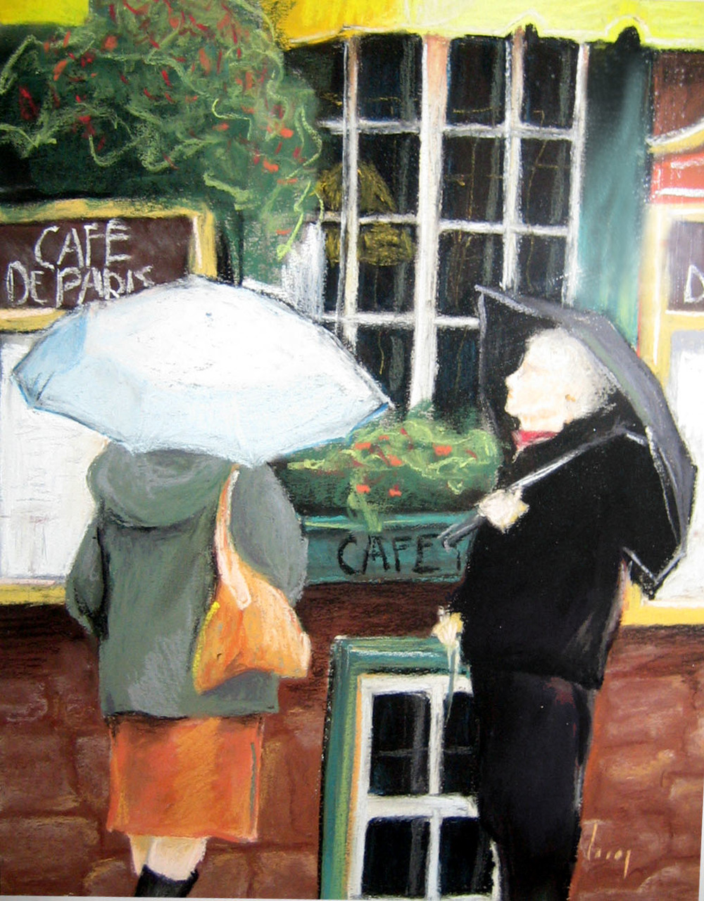 Cafe De Paris, 2006