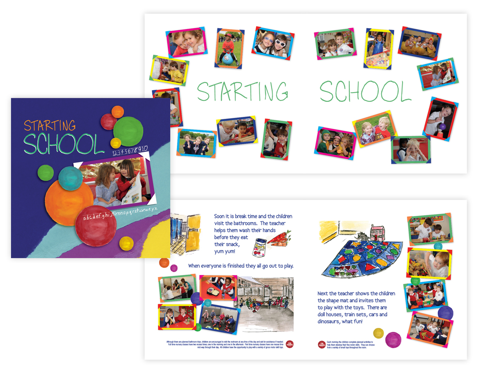 "British School of Chicago ""Starting School"" Book"