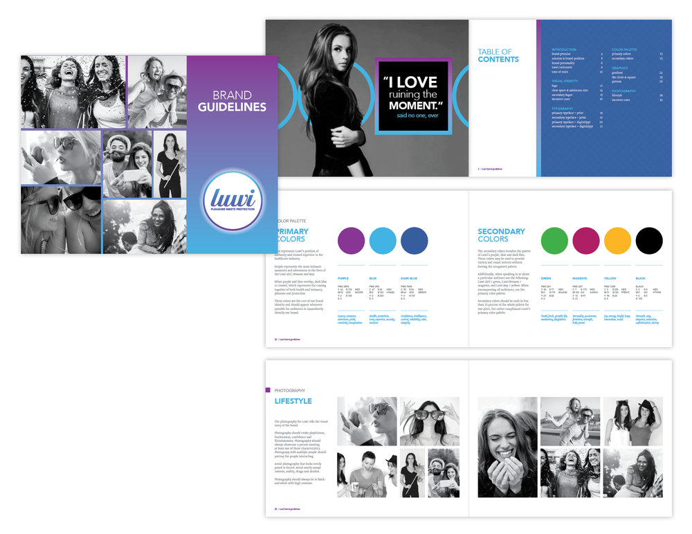 Luwi Brand Guidelines