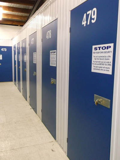 Access Ezy Self Storage Units